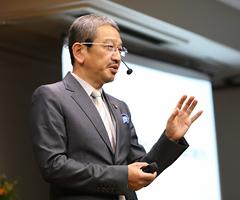 株式会社ワークアカデミー 代表取締役会長 大石博雄