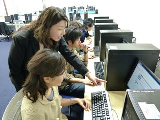 「資格とキャリアのスクール noa」授業風景
