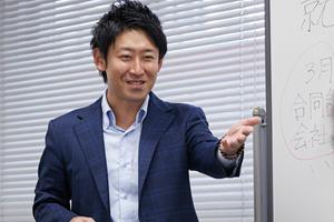 新人敢闘賞 川島講師